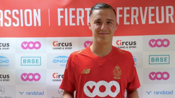 Joachim Carcela-González, un 'zalameño' en la Primera División del Liga de Bélgica