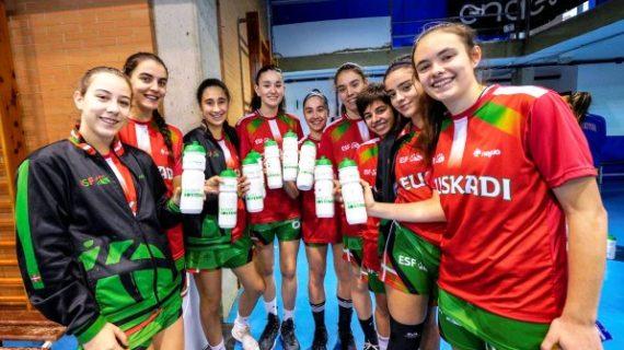 El Campeonato de España de Baloncesto que se juega en Huelva, el más sostenible de la historia