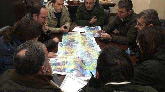 La Junta inicia una primera actuación en El Barranco del Romeral de Nerva tras las inundaciones