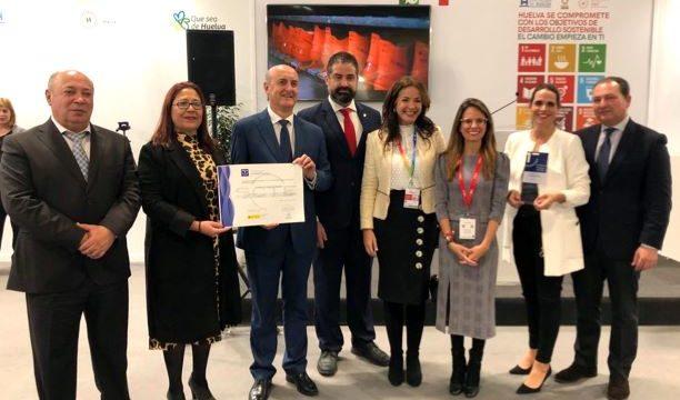 Intensa agenda de Islantilla en la Feria Internacional de Turismo de Madrid (Fitur) durante su jornada de presentación