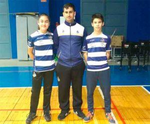 Hubo presencia del Club en la concentración ordinaria Se Busca Campeón (SBC), en Huelva.