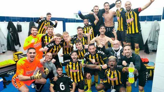 Un San Roque de Lepe muy serio estrena victoria fuera de casa con un triunfo de lujo en Ceuta (0-2)