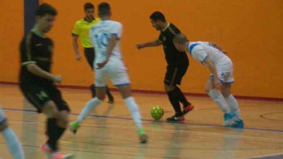 El CD Villalba FS cierra con un empate la jornada en la Tercera de fútbol de sala que tuvo al CD San Juan como su gran ganador