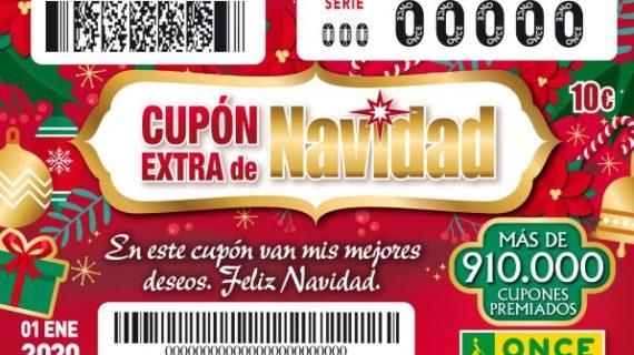 El Sorteo de Navidad de la ONCE reparte 400.000 euros entre Huelva capital y San Juan del Puerto