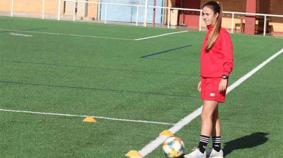 El Sporting Huelva ya prepara el encuentro de este domingo en La Orden ante el Tacon