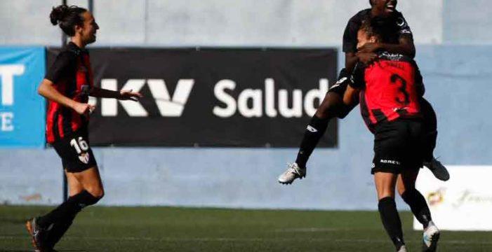 El Sporting de Huelva estrena 2020 con su primera victoria a domicilio en la temporada (1-3)