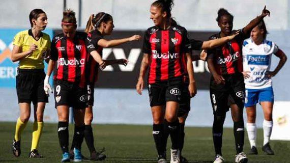 El Sporting de Huelva comenzó a preparar su partido del sábado en Alcalá de Henares ante el Atlético de Madrid (16:00)
