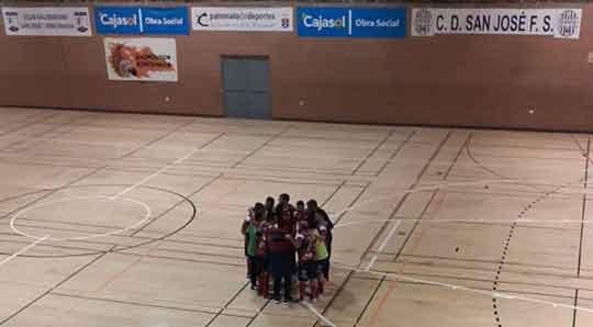 El CD Villalba vence y convence (3-7) a domicilio ante el Triana en partido aplazado de la 14ª jornada en la Tercera División de fútbol sala