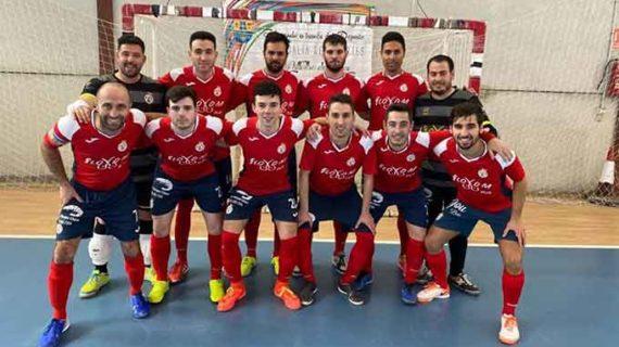 CD Villalba FS y CD Trigueros salen victoriosos de los dos derbis onubenses en la Tercera División de fútbol sala