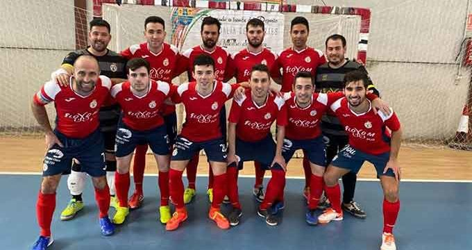 El CD Villalba FS sigue en un momento dulce y vence al Pozoblanco (3-2) en la Tercera División de fútbol sala