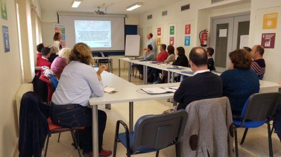 Diputación promueve la aplicación de los Objetivos de Desarrollo Sostenible con talleres formativos y de trabajo