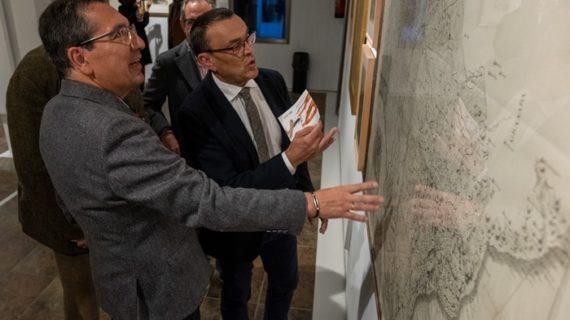 La exposición 'Obra gráfica en la Colección Fundación Cajasol' llega a la Sala de la Provincia de Diputación