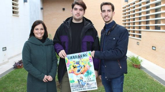 Presentado el cartel del carnaval de La Palma del Condado