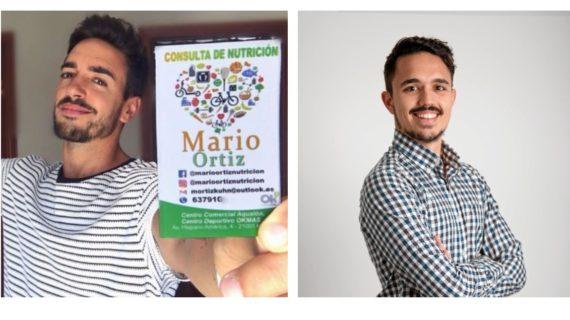 Dos onubenses, Carlos Ríos y Mario Ortiz, lideran las cuentas de Instagram dedicadas a nutrición en España