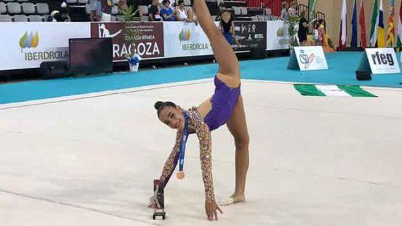 Lucía Paiseo compite desde este viernes en la International Tournament Zurich Cup