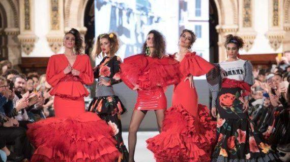 Los diseñadores onubenses Paco Prieto y Javier Mojarro se unen a 'El Ajolí' para presentar sus diseños en 'We Love Flamenco'