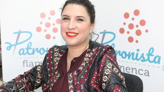 'Patronista Flamenca', una emprendedora, formadora y youtuber que ha convertido su pasión en su modo de vida