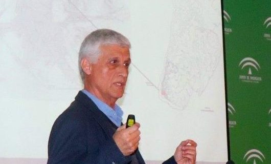 Arranca con Juan Manuel Campos el ciclo de conferencias del Plan General de Investigación de la Zona Arqueológica de Huelva