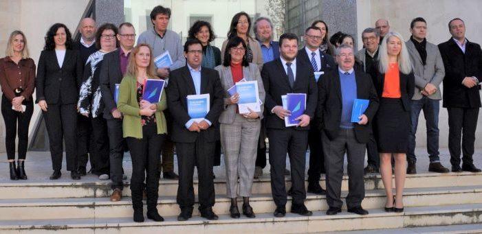 La UHU rubrica en Faro su adhesión a la Alianza de Horizontes Sostenibles del proyecto de 'Universidades Europeas'