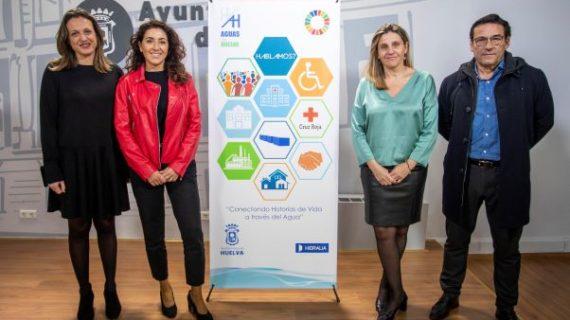 Aguas de Huelva presenta el proyecto '¿Hablamos?' para difundir sus servicios y conocer las necesidades e inquietudes de los ciudadanos