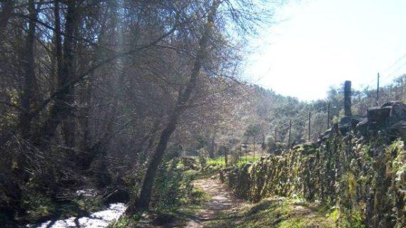 El 'Risco de Levante' de Santa Ana la Real, inscrito entre 'los senderos más bonitos de España'