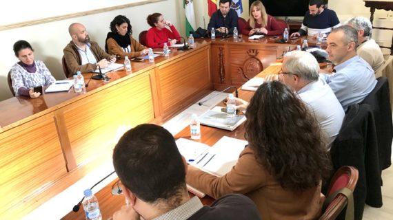 Reunión técnico-política para enfocar las inversiones de la Estrategia DUSI en San Juan del Puerto