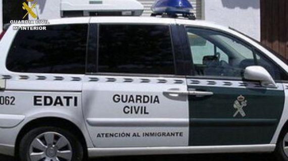 Detenido un empresario agrícola que tenía trabajadores en su finca de Palos en situación irregular