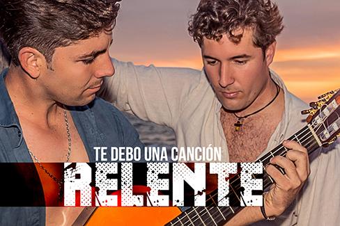 'Relente' lanza su primera  obra discográfica