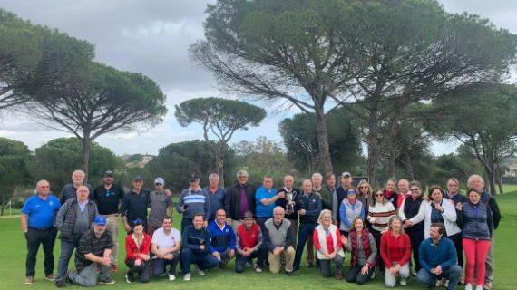 El Club de Golf Bellavista organiza el Match Huelva & Riotinto