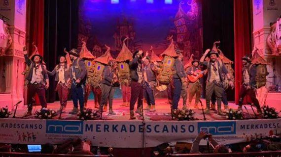 El Carnaval Colombino continúa disfrutando del Concurso de Agrupaciones