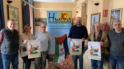"""Presentación de la Campaña """"Caravana Por la Paz 2020"""" en Zalamea"""