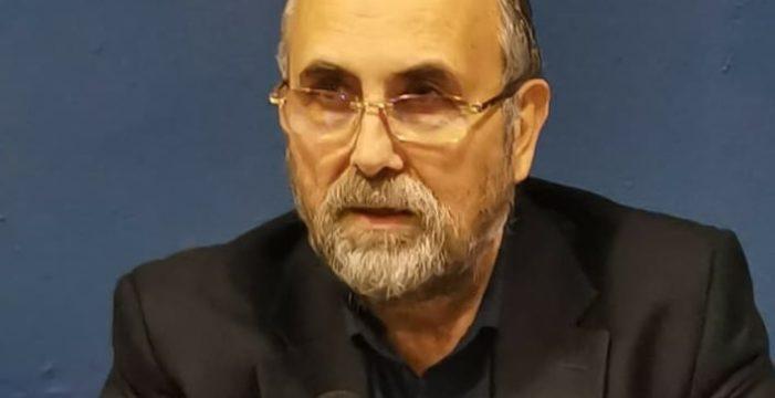 El escritor onubense José Romero, ganador del segundo premio Certamen de Poesía y Narrativa Corta 'Rey Felipe VI'