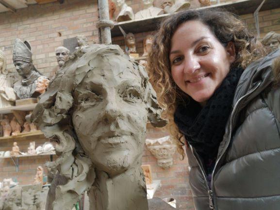 La onubense Sonia Hermosín recorrerá Europa y Estados Unidos tras los pasos de Pearl Jam