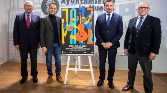 Nace el 'Festival Jazz Huelva' para convertir a la ciudad en escaparate nacional e internacional de los maestros del género