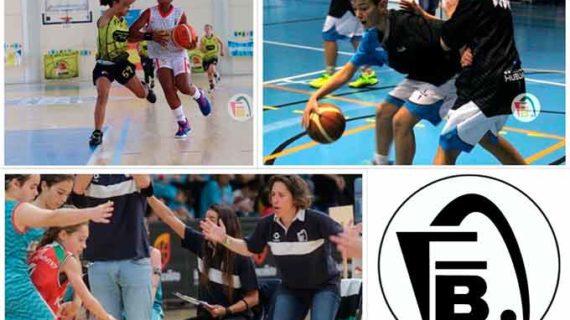 Tres onubenses, incluidos en los equipos andaluces de minibasket que preparará el Campeonato de España de Selecciones Autonómicas