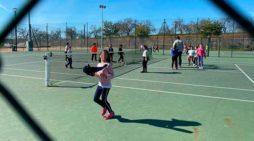 Escolares de Primaria de Cartaya participan en los Juegos Predeportivos 2020