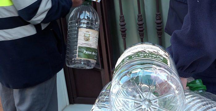 'Reciclar no es tu obligación, es tu responsabilidad', nueva campaña de reciclaje de Palos de la Frontera