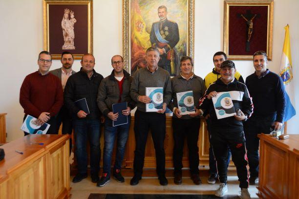 El Ayuntamiento de Palos de la Frontera destina 12.000€ al fomento del deporte