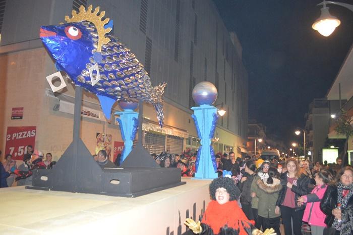 Punta Umbría entierra este miércoles la sardina del Carnaval de la Luz 2020