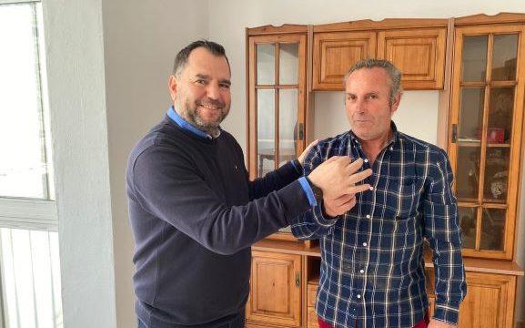 La Junta entrega una vivienda en alquiler a la familia que sufrió el incendio en Huelva