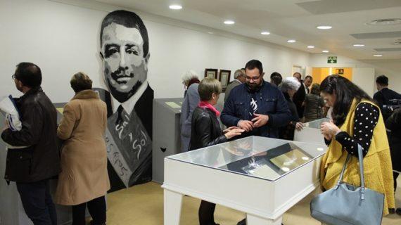 Una exposición conmemora el 80 aniversario de la muerte de Manuel Siurot