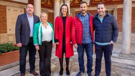 El Ayuntamiento de Huelva incluirá pictogramas delante de los pasos de cebra, para facilitar su comprensión a los menores con autismo