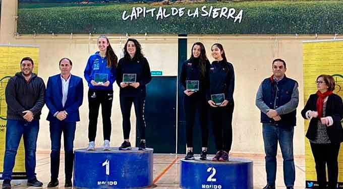 Seis medallas conquistó el IES La Orden en los torneos que disputó durante el fin de semana