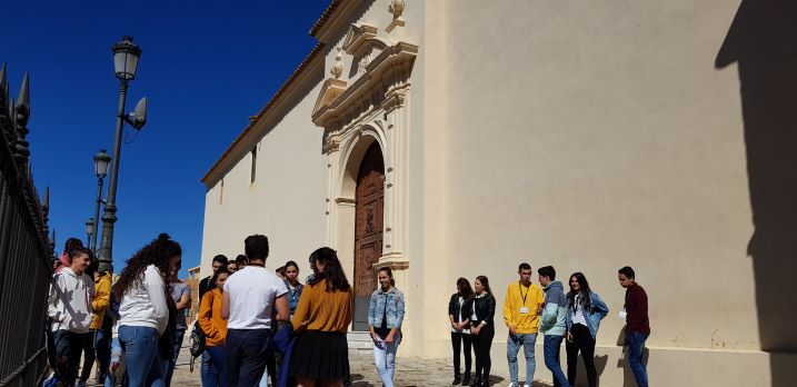 Arte, cultura y religión se dan cita en la VII Jornada de Puertas Abiertas del Patrimonio Onubense
