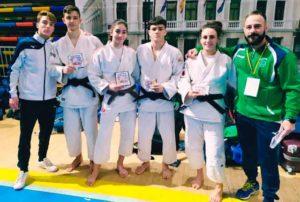 La cantera del Club Huelva TSV Judo sigue cosechando éxitos.