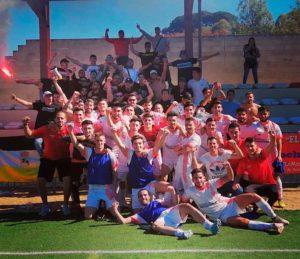 Si la competición se da por acabada en la División de Honor, La Palma sería nuevo equipo de Tercera División.