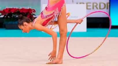 La gimnasta Lorena Mendoza, convocada para una Jornada de Tecnificación en el CAR de Madrid