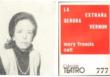 La desconocida escritora onubense María Fernanda Cano, 'Mary Francis Colt', considerada la 'Agatha Christie española'