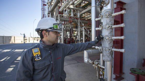 Cepsa invierte más de 12 millones de euros en la seguridad de sus instalaciones de Palos en 2019