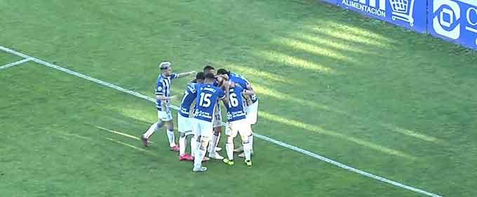 El Recre gana un poco de tranquilidad con un triunfo muy cómodo (2-0) ante el Atlético Sanluqueño